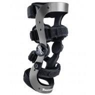 Шарнирный жесткий лигаментарный коленный ортез Rebel Standard U03002