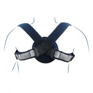 Ортез для фиксации ключицы, реклинатор  Ligaflex clavicular straps JuNiOR  2640 01